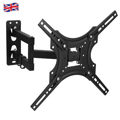 Heavy Duty TV Wall Mounted Bracket Stand Mount For 32 -55  HDTV LCD LED Monitor • 13.99£