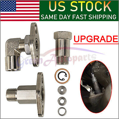 $28 • Buy O2 Oxygen Spacer Sensor Extension Multi Fit 90 Degrees 02 Fits Toyota Tacoma Etc