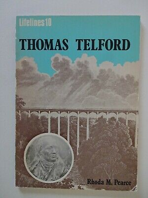 Thomas Telford Canal Book • 4.99£