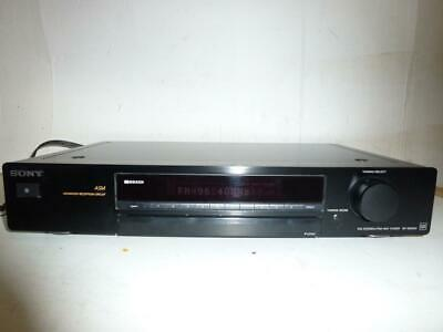 Sony ST-SB920QS RDS Top Range AM/FM Radio Tuner-High Quality-Full Working Order. • 35£