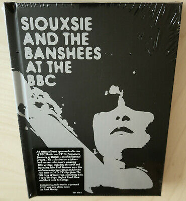 Siouxsie And The Banshees At The BBC CD & DVD Box Set NEW & SEALED • 65£
