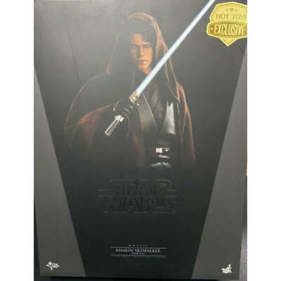 $ CDN1188.72 • Buy Anakin Skywalker Hot Toys Star Wars Dark Side Version USED