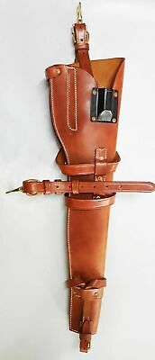 $74.99 • Buy Quality Wwii Us M1 Carbine Rifle Leather Carry Scabbard