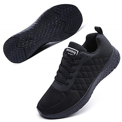 Trainers Womens Running Shoes Ladies Arch Support Lace Up Lightweight Breathable • 36.54£