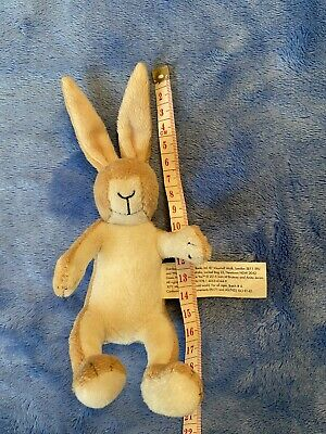How Much I Love You Nutbrown Hare Teddy • 1.10£