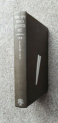 Ian Fleming-- 1st Edition-  1962-- The Spy Who Loved Me--fourth Printing • 10.99£