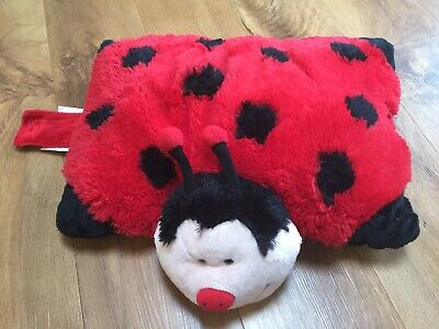 Ladybird Travel Pillow And Toy • 3£