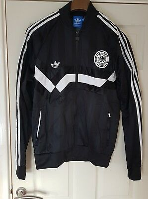 Germany Retro Style Football Top Adidas  Based On 1990design Size Large Bnwtags • 59.99£