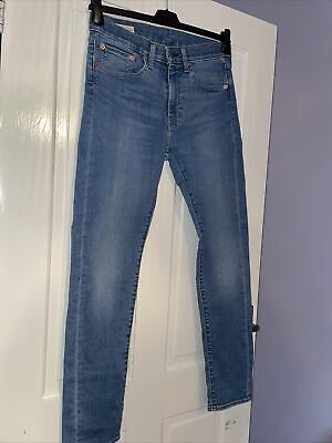Levi Jeans 519's, Light Blue, W31 L32 • 20£