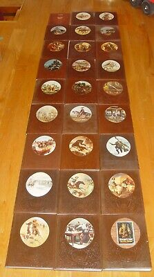 TIME LIFE BOOKS The Old West Series, 26-book Complete Set & Master Index History • 171.65£