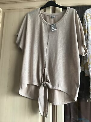 Pep & Co Tie Front Top 14 Nwt • 1.99£