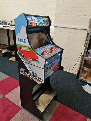 £709.99 • Buy Arcade Machine 2 Player - OUTRUN Design Over 7000 Games + Illuminated Buttons