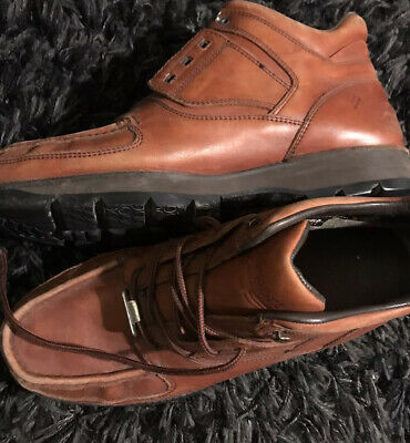 Rockport Leather Brown  Men's Boots. Size 48 • 27£