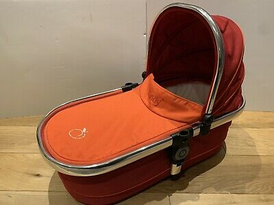 ICandy Peach Main Carrycot, Tomato Red  • 6.25£