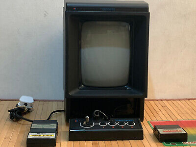 £439.99 • Buy Milton Bradley (MB) Vectrex Games Console System With Games