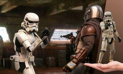 $ CDN600 • Buy Hot Toys Star Wars TMS011 The Mandalorian Remnant Stormtrooper 1/6 Scale Figure