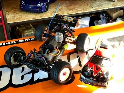 Rc Nitro Car Hpi Hellfire 1/8 Scale • 300£