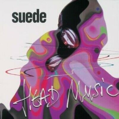 Head Music: Deluxe Edition - 3 DISC SET - Suede (2011, CD NUOVO) 740155800437 • 12.82£