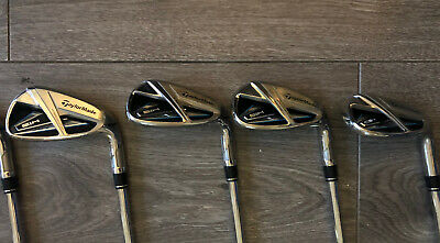AU559.82 • Buy Taylormade Sim Max Irons 5,6,7,8,A,P,S- Regular N S Pro Steel Shaft. R/H