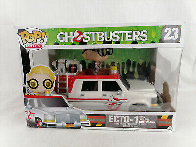 Ghostbusters Ecto-1 With Jillian Holtzman Funko POP Vinyl Ride • 32.99£
