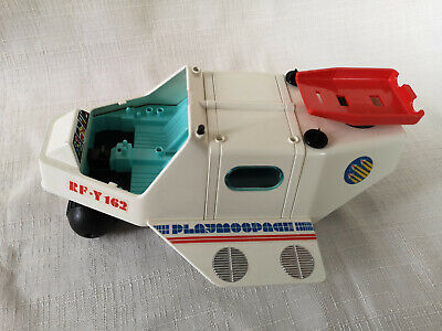 Vintage Playmobil Playmospace Space Shuttle 3534 From 1980 Incomplete Spares • 12£
