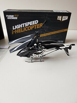 Lightspeed I-Helicopter Phone Controlled Helicopter - BNIB • 22.50£