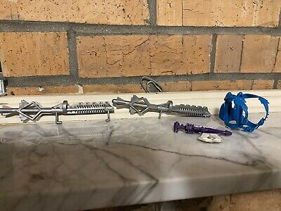 $32 • Buy He-Man Lot Vintage MOTU Masters Of The Universe Weapons & Accessories Stratos