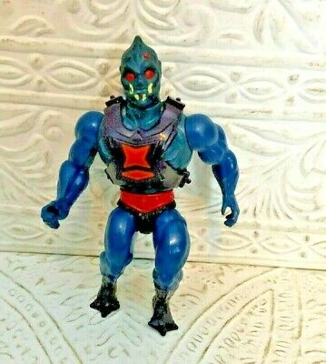 $7.50 • Buy Vintage 1984 He-Man Masters Of The Universe WEBSTOR Action Figure Works