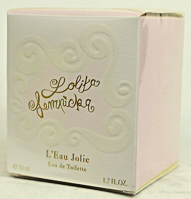 L'eau Jolie By Lolita Lempicka  50ml Eau De Toilette EDT Spray  NEW & SEALED • 32.50£