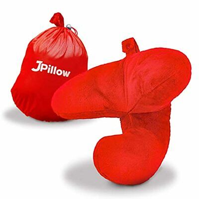 J-Pillow Chin Supporting Travel Pillow - 2020 Version - British Invention Of The • 29.56£