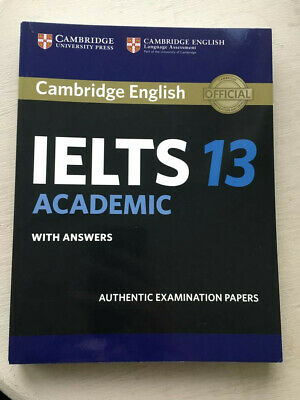 Cambridge IELTS 13 Academic Student's Book With Answers: Authentic Examination • 10£