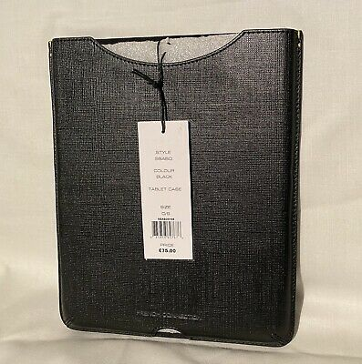 """£20 • Buy FRENCH CONNECTION Universal IPAD/TABLET SLIP-CASE Pure Luxury Leather Lenght 10"""""""