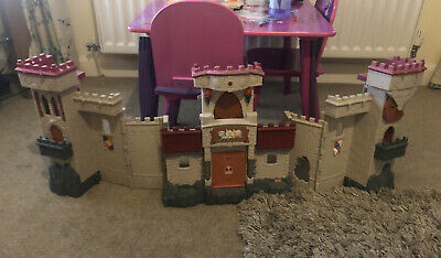 IMAGINEXT FISHER PRICE CASTLE | With Sounds And Lights Toy Castle • 10£