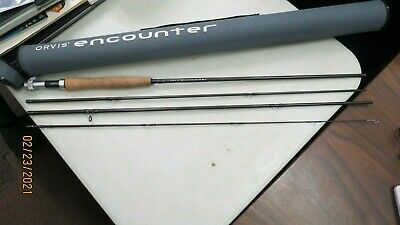 $ CDN158.26 • Buy Orvis Encounter 9' 5wt 4pc Fly Rod In Case