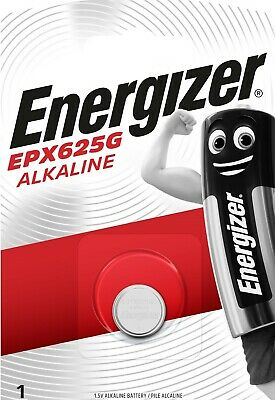 £3.43 • Buy 5 X Batteries Energizer V625U Button Cell LR9 PX625A EPX625G Alkalis