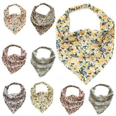$ CDN2.64 • Buy Hair Bandanas Hair Bands For Girls Women Scarf Turban Headband Hair Accessories