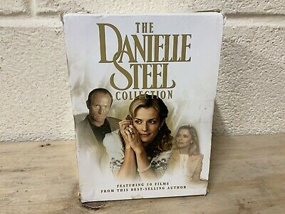 The Danielle Steel Collection (10 Film DVD Box Set) (C1) • 29.99£