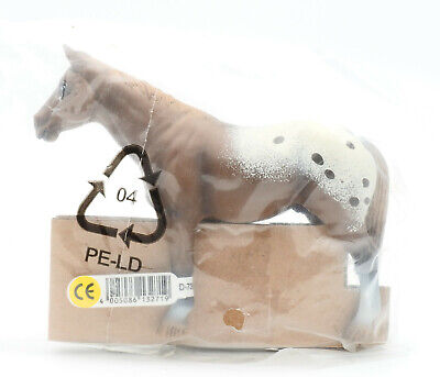 Schleich 13271 Appaloosa Stallion Horse Toy Figurine • 28.22£