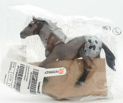 Schleich 13732 Appaloosa Stallion Horse Toy Figurine • 28.22£