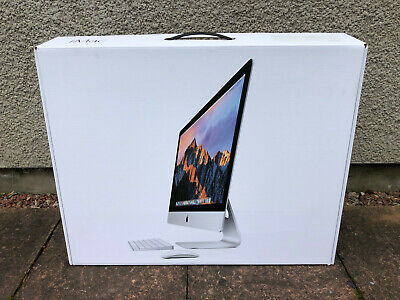  Apple 27  IMac  EMPTY SLIM BOX & PACKING ONLY  A1419 / A2115  2012-2020  • 54.95£