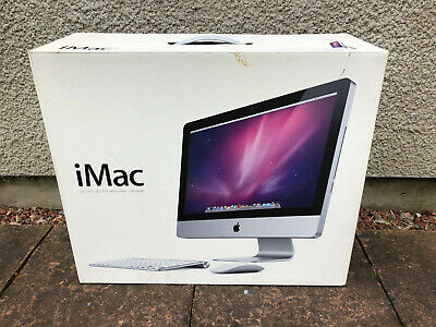  Apple 21.5  IMac  EMPTY BOX & PACKING ONLY  A1311  2009, 2010, 2011  • 54.95£