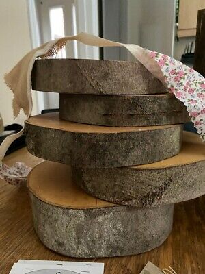 Tree Slices, Stands Or Table Pieces • 6£
