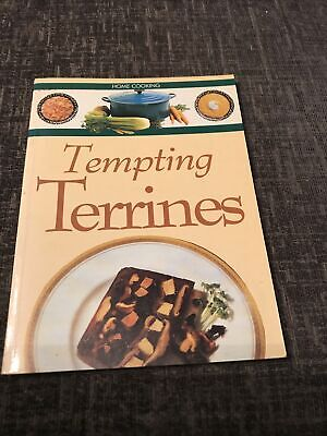 Tempting Terrines By The Editors Of Time Life Books PB 1994 • 1.49£