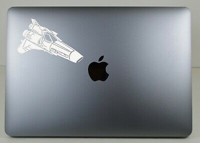 BATTLESTAR GALACTICA Style Viper Decal Sticker,  IPad, Laptop, Tablet, Car • 2.50£