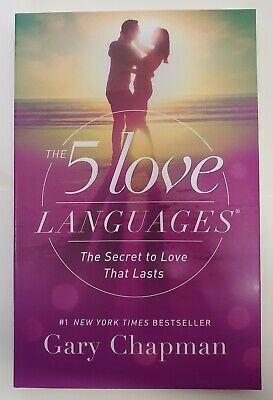 AU11.31 • Buy The 5 Love Languages : The Secret To Love That Lasts-Gary Chapman-2015