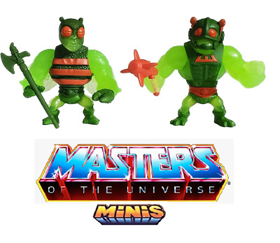 $46.55 • Buy Masters Of The Universe Eternia Minis Slime Pit Anti Zombie Buzz Off Zodac Wave