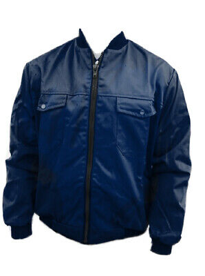 £7.95 • Buy Lined Work Jacket - Zip Front - Drivers - Small 36  Quality British Made - Jk43