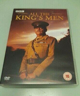 ALL THE KING'S MEN Complete Bbc Series. David Jason. First World War. DVD • 4.99£