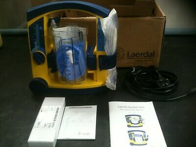 Laerdal Serres Suction Unit. Boxed. New Never Used.   • 600£