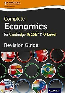 Economics: IGCSE Revision Guide By Brian Titley | Book | Condition Very Good • 4.53£